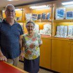 Rellotgeria Anglès, 88 anys veient passar el temps des del carrer de la Unió