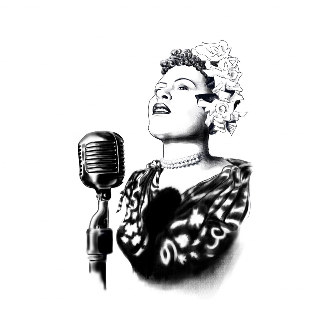 Billie Holiday_Mar Sendra Gavaldà