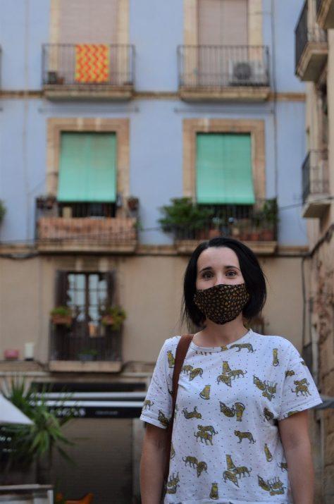 Montse Prats, Colla Jove Xiquets de Tarragona