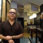 David Solé: combinació d'alçada entre cuina tradicional i creació literària