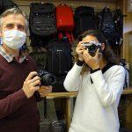Alba Rodríguez i Ferran Aguilar: la fotografia de la passió