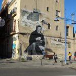 El Serrallo, un barri històric transformat per l'art urbà
