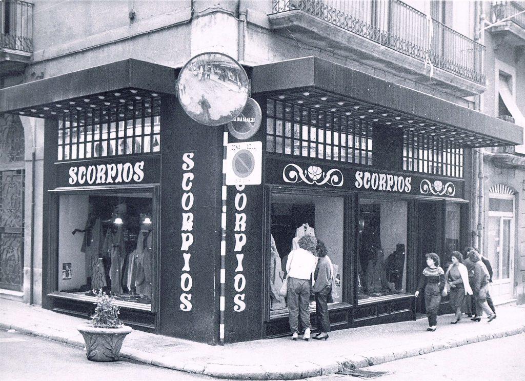 Botiga Scorpios